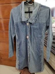 Blusa de frio jeans