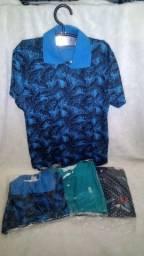 Título do anúncio: Camisetas polo com potão masculino