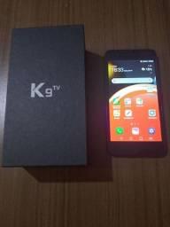 Celular Smartphone LG K9 TV