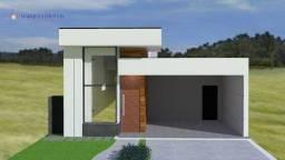 Título do anúncio: Casa com 3 dormitórios à venda por R$ 1.060.000 - Condomínio Via Castelli - Louveira/SP