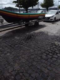 Barco todo de fibra