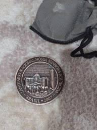Medalha para colecionador