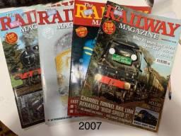The Railway - Revista Ferroviária - LOTE 2007