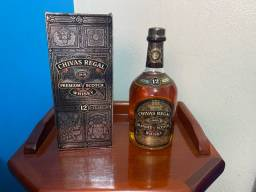 Vendo Whisky Chivas Regal 12 Anos
