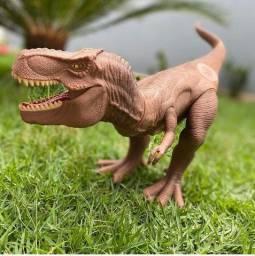 Dino world Tyrannousus com emissão de som