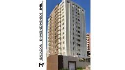 Aluga-se Apto semi mobiliado, 03 quartos,  105m² no centro de Foz.