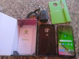 Vendo Moto G7 Play 32GB único dono