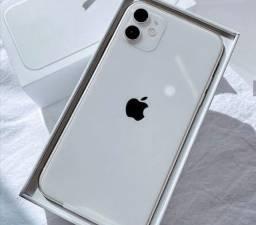 Iphone 11, 128gb 8 meses de uso e nenhuma marca