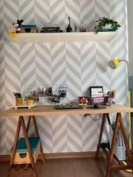 Mesa Escrivaninha Cavalete
