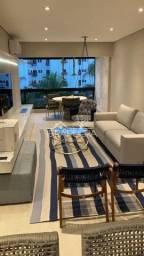 Título do anúncio: Apartamento de 224m² com 3 suítes, lavabo, 2 vagas, próximo a praia e ao shopping á venda