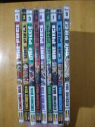 One Piece Volumes 1 ao 9