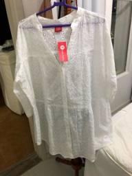 blusa indiana nunca usada