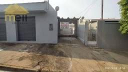 Título do anúncio: Casa com 2 dormitórios para alugar, 79 m² por R$ 650,00/mês - Jardim Maracanã - Presidente