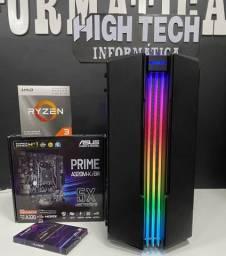 Título do anúncio: Pc gamer RGB
