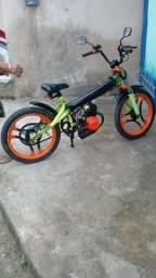 Bikelete Motorizada Semi-Nova
