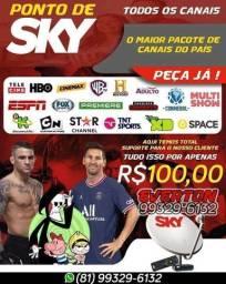 Título do anúncio: SKY HDTV