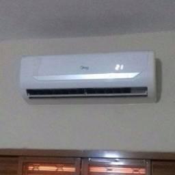 Ar condicionado split instalação ?