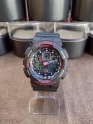 Relógio g-shock, 100% a prova d'água, 100% funcional - WhatsApp *
