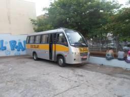 Título do anúncio:  MicrOnibus Escolar 2008 baixa quilometragem 36 Lugares