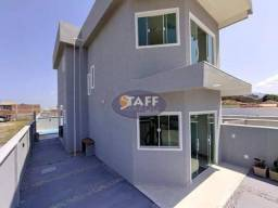 Título do anúncio: K<L- Casa com 2 dormitórios à venda, por R$ 250.000,00 - Unamar - Cabo Frio
