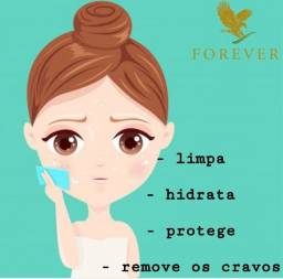 Promoção de limpeza de pele
