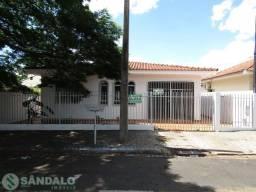 LOCAÇÃO | Casa, com 3 quartos em PARQUE PALMEIRAS, MARINGA