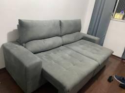Título do anúncio: Sofá Retrátil e reclinável