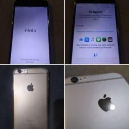 iPhone 6 (256GB armazenamento interno)