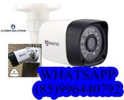 Cameras de segurança kit com 4 ja instalado a partir de 1.300$