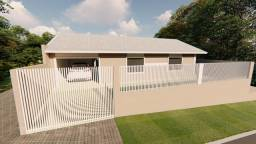 Título do anúncio: Casa para Venda em Ponta Grossa, Chapada, 2 dormitórios, 1 suíte, 2 banheiros, 1 vaga