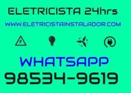 Título do anúncio: Eletricista de Instalações