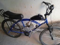 Título do anúncio: Bicicleta motorizada