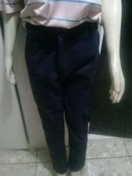 Calças e jaqueta para trabalho