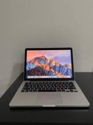 Macbook Pro Retina 2015 13.3 ótimo estado