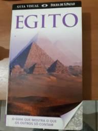 Guias abril de viagens Peru e Egito