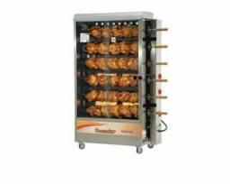 Maquina de assar frangos