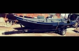 Barco com carreta - 1991