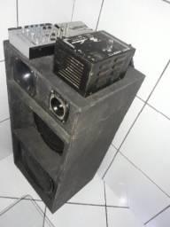 Caixa amplificada