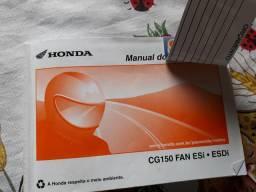 Vendo fan 150 completa - 2011