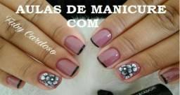 Aulas de Manicure com Faby Cardoso - Curso Online Com Certificado