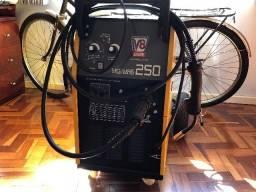 Maquina de Solda MIG/MAG 250A