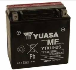 Bateria Yuasa 12 V 12 ah f800 GS