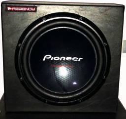 Pioneer Champion 12? bobina dupla + caixa selada