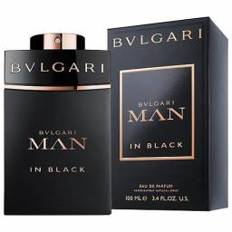 Perfume Bvlgari Man In Black Masculini Eau De Parfum