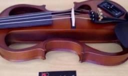 Violino elétrico eagle sem arco
