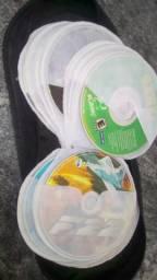 CDs de jogos para computador