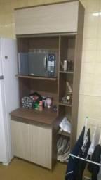 Balcão em MDF e armário em MDF. 350 armário 250 balcão separados se levar junto 550.