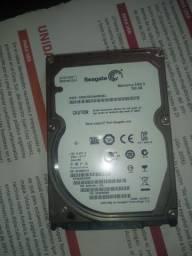 HD(notebook) seagate 500 GB