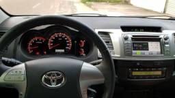Hilux SRV Automatica a Diesel - 2013