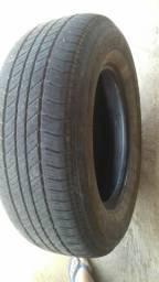 150 reais pneu r17 265/65 hilux , SW4, S10 e etc. - 2018